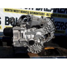 2021 Volkswagen Polo Mk6 DLAC Gearbox - Automatic urh7 - Used