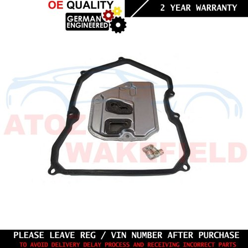 FOR VW TRANSPORTER T5 03-10 AUTOMATIC GEAR BOX FILTER STRAINER GASKET SEAL KIT