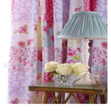 Catherine Lansfield Gypsy Curtains 66 x 72 inch