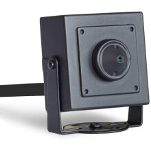 """Q-camera Mini Square Security Camera 1080P 2MP HD 4 in 1 TVI/CVI/AHD/CVBS Analog CCTV Camera Portable Hidden Camera 1/2.9"""" Sensor 3.7mm Lens"""