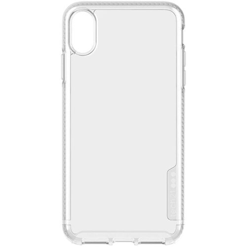 """Tech21 Protective Case For Apple iPhone XS MAX (6.5"""") Ultra Thin Back Cover with BulletShield Protection - Pure Clear - Transparent"""