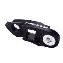 Road Bicycle Folding Bicycle Rear Dial Modified Tail Hook Hanger Extension Mountain Cycling Frame Gear Black