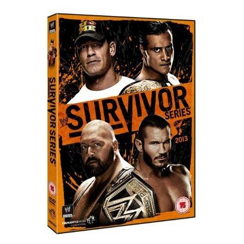 WWE - Survivor Series 2013 DVD [2014]