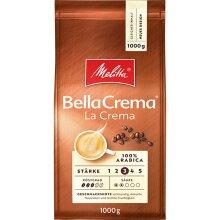 MELITTA 5887453 BELLACREMA CAFE LA CREMA COFFEE BEANS 1KG
