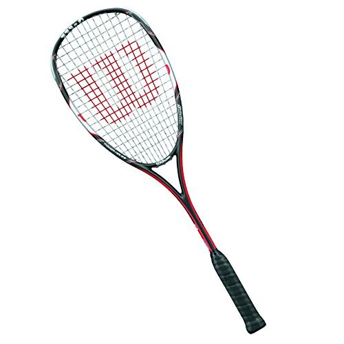 Wilson Tour N Squash Racket with 12 Cover