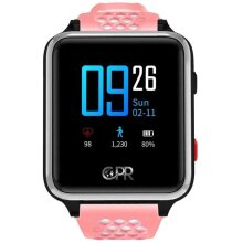 WATCHU Guardian Kids GPS Tracker Phone Watch with SOS Button For Emergencies and Two Way Calling - Waterproof - Queen's Award Winner