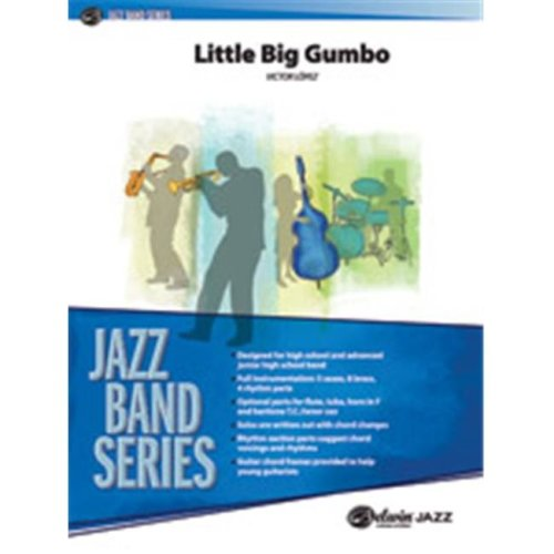 Alfred 00-38681 LITTLE BIG GUMBO-JJB