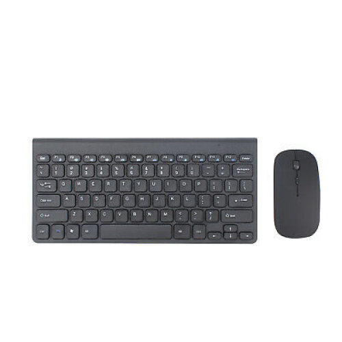 Ultra Slim Portable Wireless Keyboard And Mouse