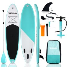 10ft Inflatable Paddle Board Kit