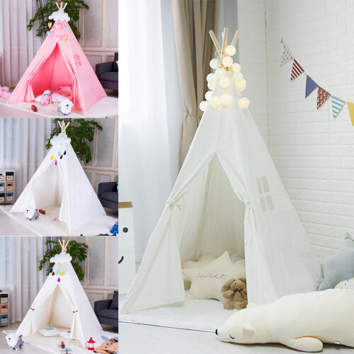 Kids Tent Wigwam Childrens Play Tent
