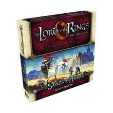 Lord of the Rings LCG The Sands of Harad Deluxe Exp