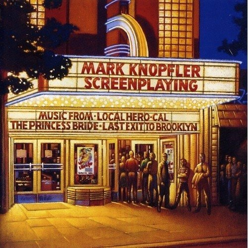 Mark Knopfler - Screenplaying [CD]
