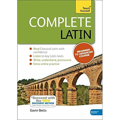 Complete Latin (Learn Latin with Teach Yourself) (Book & Audio CD)