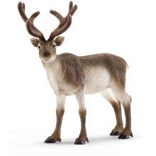 Schleich Wild Life Reindeer Toy Figure 14837 14837