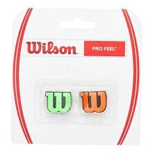 Wilson Pro Feel Vibration Dampener OrangeGreen