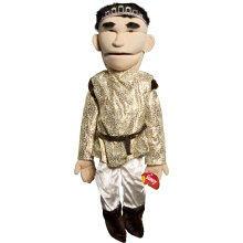 Sunny Toys GS2803 28 In. Prince, Sculpted Face Puppet