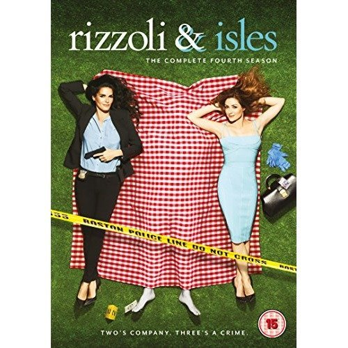 Rizzoli & Isles Season 4 DVD [2016]