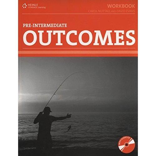 Outcomes Pre-intermediate Workbook with Key + Audio CD