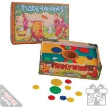 Pixie Tiddlywinks - Retro Board Game