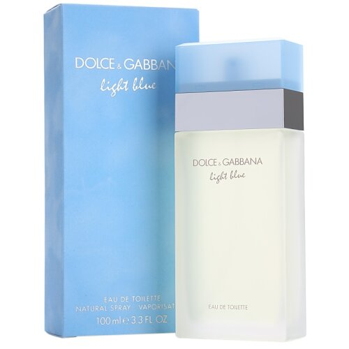 Light Blue - Eau de Toilette _ 100ml
