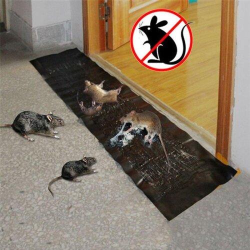 Mouse Board Sticky Rat Glue Trap Mice Catcher Non-Toxic Pest Control