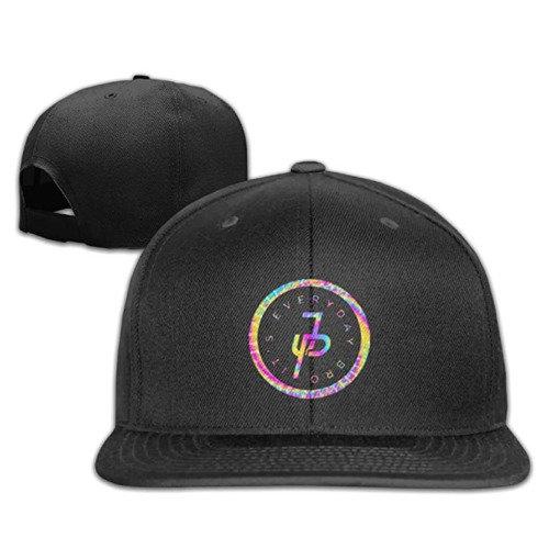 Jake Paul Maverick Unisex Baseball Cap Adjustable Black