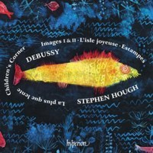 STEPHEN HOUGH - DEBUSSY: PIANO MUSIC - CD