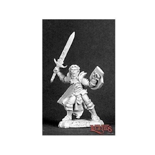 Reaper Dark Heaven Legends 03232 Auberus Half Elf Warrior