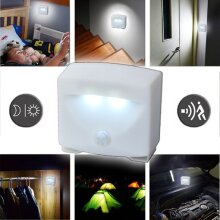 Grundig Motion Detector Light 2 LED – Indoor & Outdoor