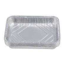 10pcs Disposable BBQ Aluminium Foil Drip Pans or Baking Trays
