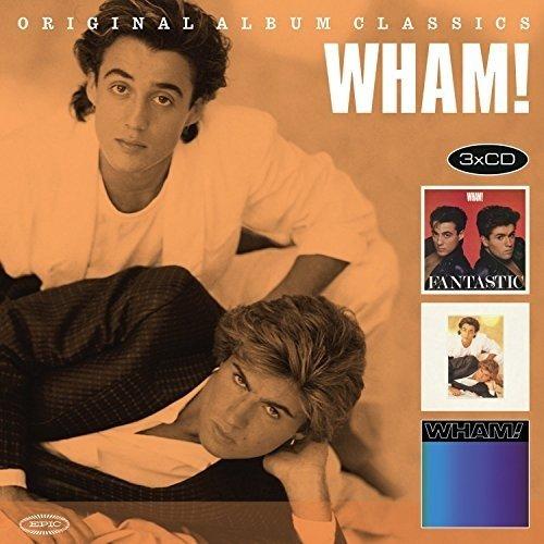 Wham! - Original Album Classics [CD]