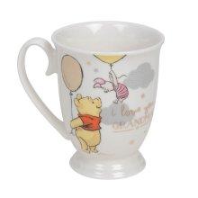 Disney Magical Beginnings Winnie the Pooh I Love You Grandma Gift Mug