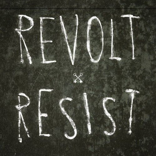 Hundredth - Revolt/resist [CD]