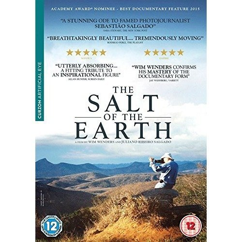 The Salt Of The Earth DVD [2015]