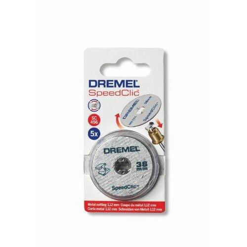 Dremel SpeedClic Thin Cutting Wheels