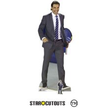 Star Cutouts CS672 Life Size Cut Out of Rafael Nadal with Free Mini Table Top, 183 cm
