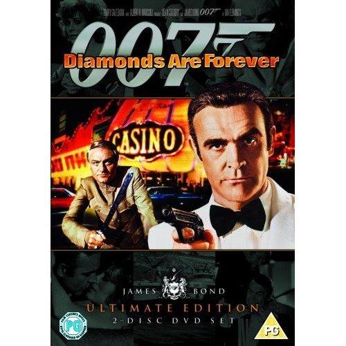 Bond Remastered - Diamonds Are Forever (1-disc) [dvd] [1971]