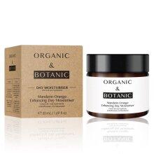 Organic and Botanic by Dr Botanicals Mandarin Orange Enhancing Day Moisturiser 50ml