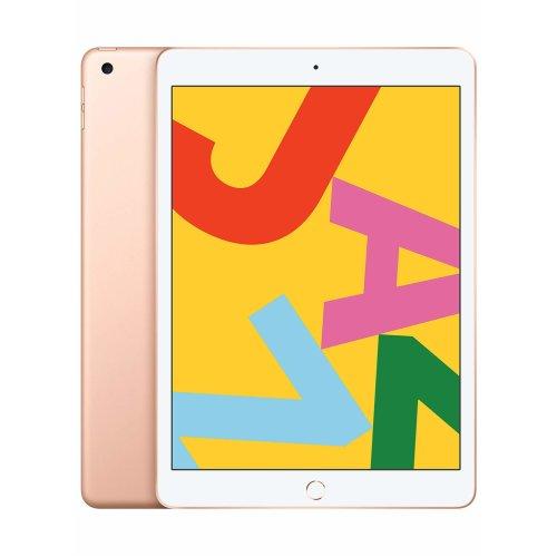 """2019 Apple iPad 128GB Wi-Fi 10.2"""" - Gold"""