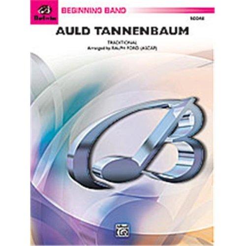 Alfred 00-29565 AULD TANNENBAUM-BBB 1