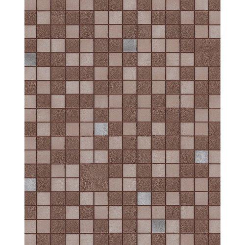 EDEM 1033-17 Kitchen bathroom wallpaper metallic effect brown beige 5.33 sqm