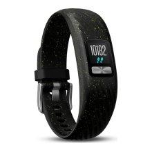 GARMIN Black Speckled Vivofit 4 Fitness Tracker - Small/Medium