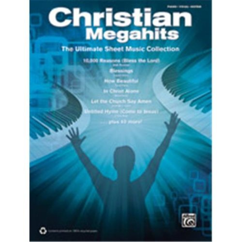 Alfred 00-39422 CHRISTIAN MEGAHITS ULT SHT MUS- PVG