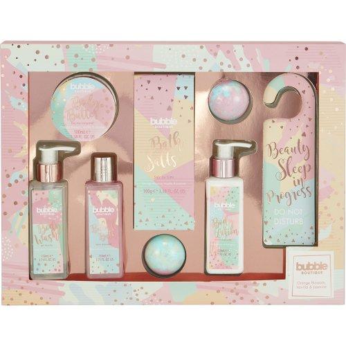 Style & Grace Bubble Boutique Bath Gift Set