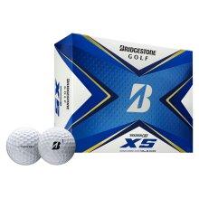 Bridgestone Tour B XS Golf Balls  One Dozen (White) by Tiger Woods