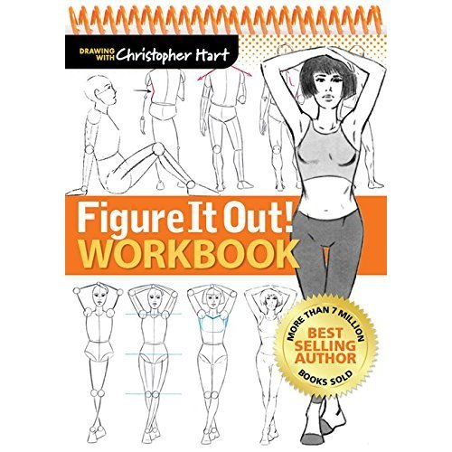 Figure It Out! Workbook (Christopher Hart Figure It Out!)