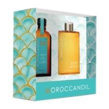 Moroccanoil Gift Set Moroccanoil Treatment 100ml Shower Gel 250ml