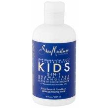 Shea Moisture Marshmallow Root & Blueberries Kids 2-in-1 Drama Free Shampoo & Conditioner 236ml