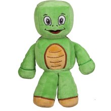 Tube Heroes 10160 Tiny Turtle Plush Toy