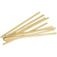 Cafedirect Bamboo Stirrers 500 (10 Pack)